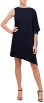 Ted Baker Aubreey Oversized Drape Front Dress