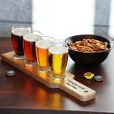Personalized Beer Flight Sampler Set