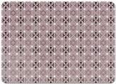 uneekee Crossworks Placemat Vinyl Easy Clean Heat Insulation Stain-resistant