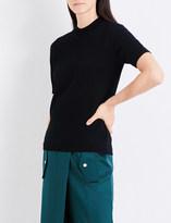 Diane von Furstenberg Short-sleeved cashmere jumper