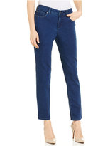 Charter Club Petite Bristol Majestic Wash Skinny Ankle Jeans, Only at Macy's