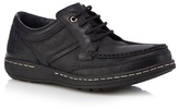 Hush Puppies Black 'vines Victory' Lace Up Shoes