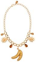 Dolce & Gabbana Crystal embellished necklace