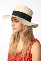 Mint by Goorin Straw Panama Hat