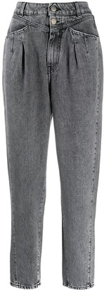 IRO Tapered Fit Jeans