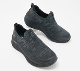 Skechers Stretch Fit D'Lux Walker Slip-On Shoes- Quick Upgrade