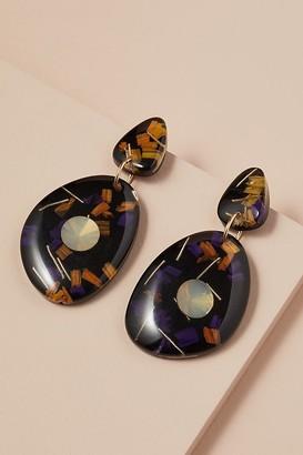 Llani Sian Speckled Resin Earrings