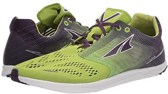 Altra Footwear Vanish R (Macaw Green/Purple) Shoes