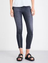 J Brand Alana skinny cropped high-rise jeans