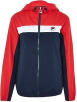 Fila Hooded Colour Block Jacket by