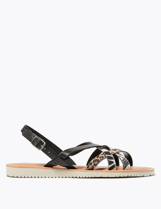 Marks and Spencer Strappy Flat Gladiator Sandals