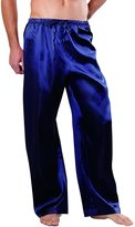 Dreamgirl Unisex Silky Satin Charmeuse Drawstring Pant