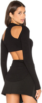 LnA Long Sleeve Element Top