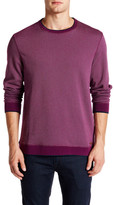 Ted Baker Long Sleeve Crew Neck Sweater