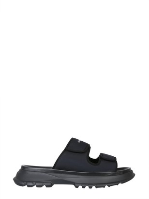 Givenchy Spectre Neoprene Sandals
