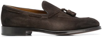 Doucal's Double Tassel Loafers