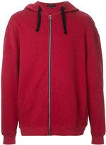 IRO Pedro zipped hoodie
