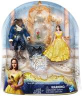 Hasbro Disney's Beauty and the Beast Enchanted Rose Scene Set by