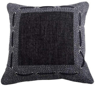 Tweed and Chenille 18x18 Pillow