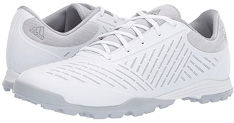 adidas Adipure Sport 2 (Footwear White/Clear Onix/Silver Metallic) Women's Golf Shoes