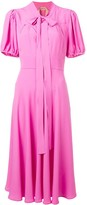 No.21 empire line tea dress