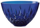 Waterford Treasures Of The Sea Lismore Glass Bowl
