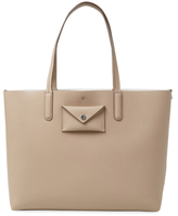 Marc by Marc Jacobs Metropoli 48 Leather Tote