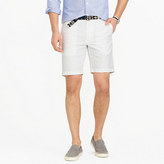 "J.Crew 9"" Short In Yarn-Dyed Oxford Cloth"