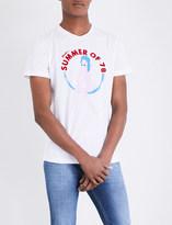 Diesel T-diego-oc cotton-jersey T-shirt