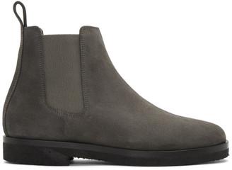 Etq Amsterdam Grey CB 01 Chelsea Boots