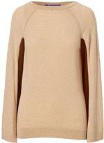 Ralph Lauren Cashmere Sweater Cape