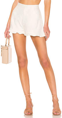MinkPink Complete Clarity Frill Short