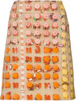 Akris Punto Riviera skirt - women - Cotton - 8