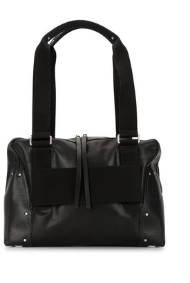Rick Owens Strap Detail Shoulder Bag