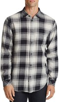 Rails Justin Plaid Flannel Slim Fit Button-Down Shirt