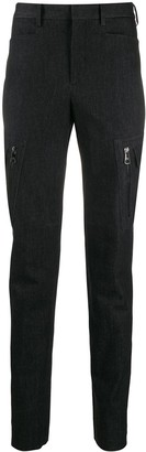 Neil Barrett denim cargo pants