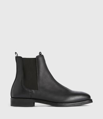 AllSaints Eli Leather Boots