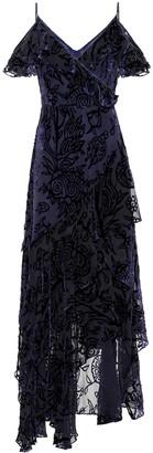 Peter Pilotto Velvet devore dress