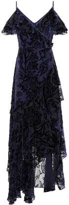 Peter Pilotto Velvet devore dress