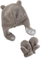 Carter's 2-Pc. Fleece Hat and Mittens Set, Baby Boys and Girls (0-24 months)
