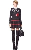 Alice + Olivia Karsyn Kiss N Tell Sweater