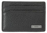HUGO Leather Card Case
