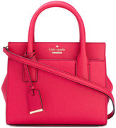 Kate Spade square tote - women - Calf Leather - One Size