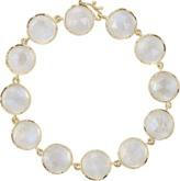 Irene Neuwirth JEWELRY Rose Cut Rainbow Moonstone Bracelet