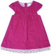 Jo-Jo JoJo Maman Bebe Pretty Cord Dress (Toddler/Kid) - Raspberry-2-3 Years