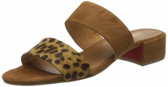 Joules Women's Kayleigh Bock Heel Sandals