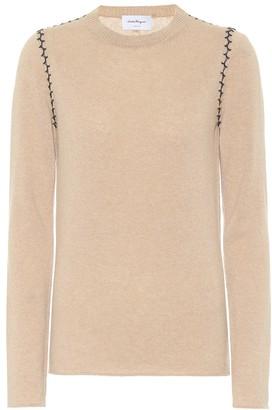 Salvatore Ferragamo Cashmere sweater