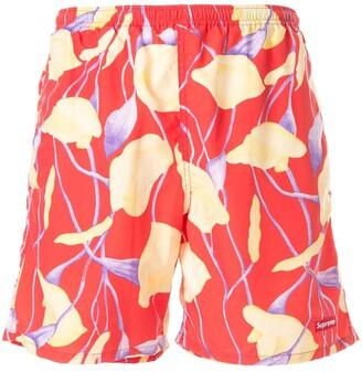 Trunks Supreme floral print swim