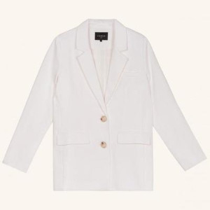 FRNCH Leiloo F 10869 Blazer White - XS