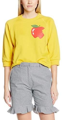 Peter Jensen Women's Apple Sweatshirt,8 (Manufacturer Size:Small)